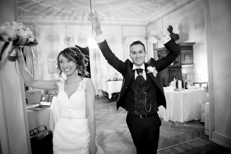 Matrimonio a villa Malfatti